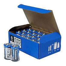 """Батарейки """"PANASONIC"""" General Purpose R14 Tray (2 шт/уп) Zink Carbon (мини-бочка)"""