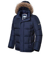Куртка со стильным шевроном Braggart