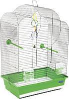 Клетка для птиц Природа Воля (44*27*63 см) в хроме