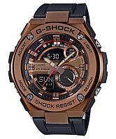Мужские часы Casio G-Shock GST210B-4AER Касио противоударные японские кварцевые