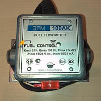 Датчик расхода топлива DFM 100AK