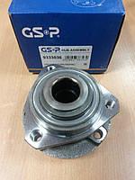 """Подшипник ступицы колеса на Opel Astra G 1.4-2.0 1998-04 > (- ABS) на 4 отверстия """"GSP"""" 9333036 - Китай"""