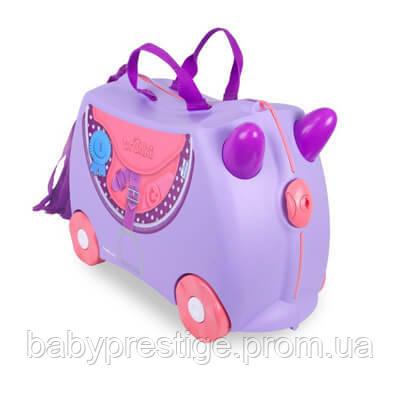 Trunki Детский дорожный чемоданчик Bluebel