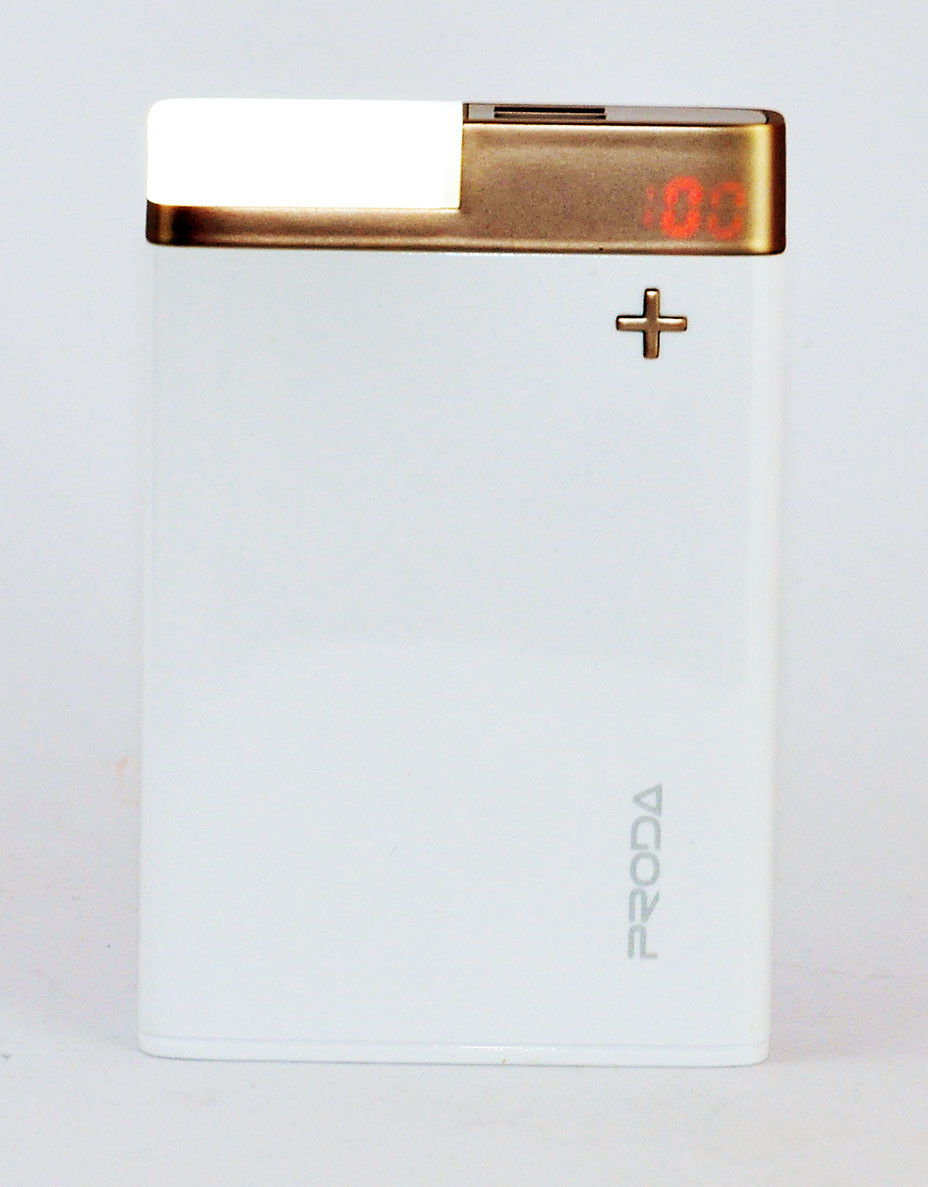 PowerBank Proda Crave PPL-20 12000mAh Rose Gold