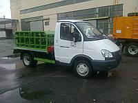 Автомобиль для перевозки газовых баллонов ГАЗ 3302