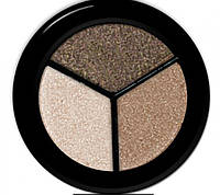 Тени для век Королева Танца (805) Triple Eyeshadows Trio Perl. Paese