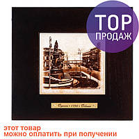 "Картина Одесса 1794 ""Екатерина II"" (18x18) см / Интерьерные аксессуары"