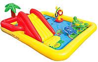 Детский надувной игровой центр Intex 57454
