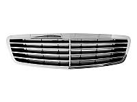 Решетка радиатора тюнинг Mercedes W220 98-02
