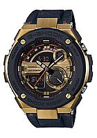 Мужские часы Casio G-Shock GST200CP-9AER Касио противоударные японские кварцевые