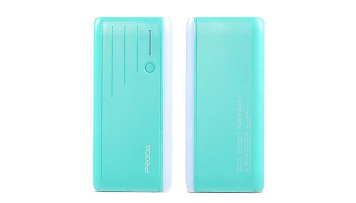 PowerBank Proda Time PPL-19 12000mAh Blue