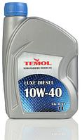 Моторное масло TEMOL LUXE DIESEL 10w40 1/5/10/20/205л., фото 1