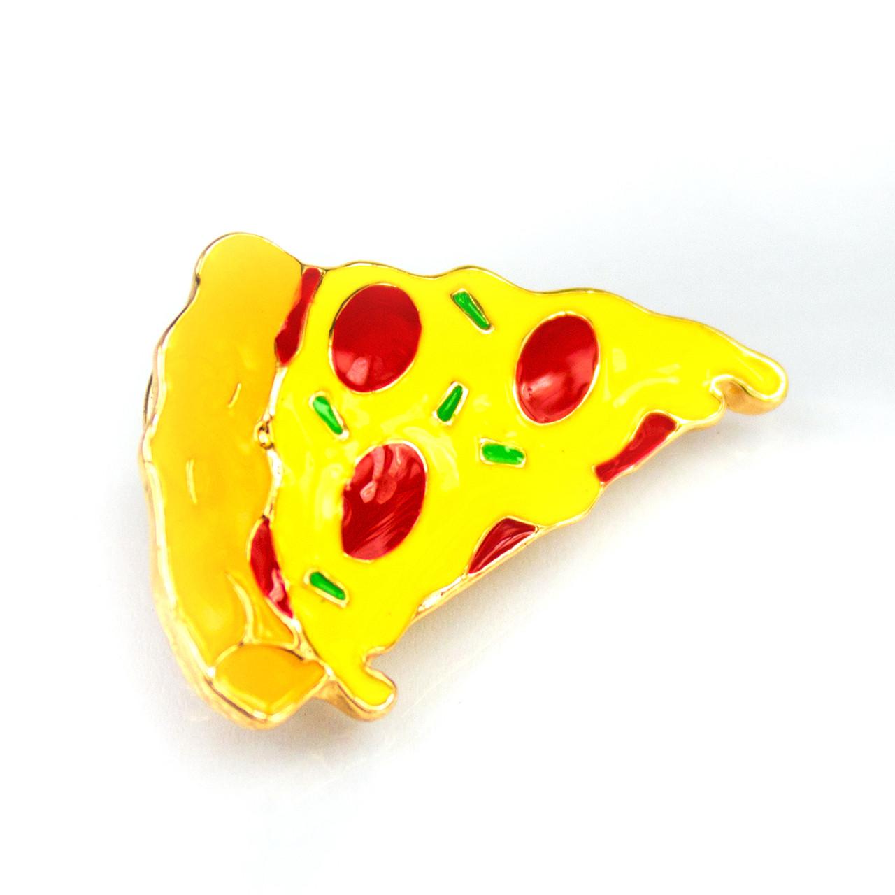 Значок Пицца Pin Up Street Food Collection