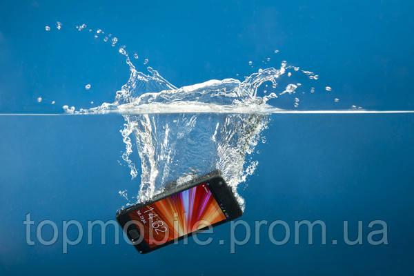 Что делать, если в телефон попала жидкость? (вода, сок, чай, ...)