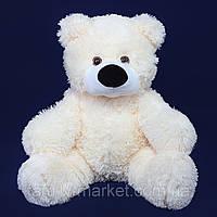 """Мягкая плюшевая игрушка """"Медведь Бублик"""" 77 см Бежевый"""