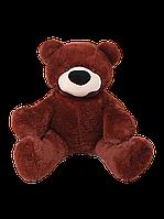 """Мягкая плюшевая игрушка """"Медведь Бублик"""" 77 см Коричневый"""