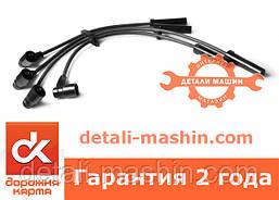 Дріт запалювання ВАЗ 2110-2112 16 клапанний інжектор (силікон компл.) (пр-во ДК)