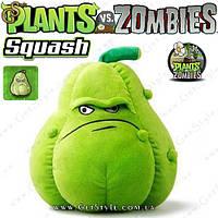 """Игрушка Кабачок из Plants vs Zombies - """"Squash"""" - 22 см. , фото 1"""