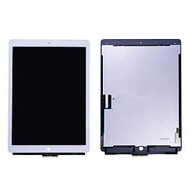 Дисплей (экран) для Apple iPad Pro 9.7  с сенсором (тачскрином) белый