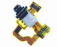 Шлейф для Sony D5803 Xperia Z3 Compact/D5833 с разъемом гарнитуры и датчиком приближения