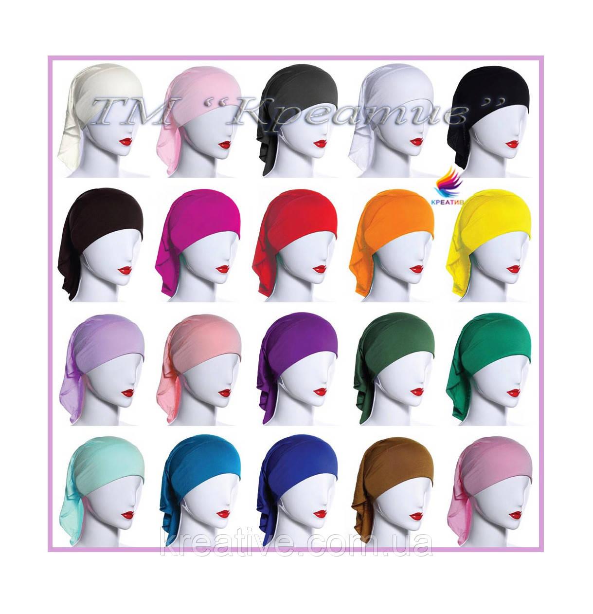 Косынки различных форм и расцветок (под заказ от 50 шт)