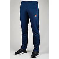 Спортивные брюки NIKE 20761 темно-синие