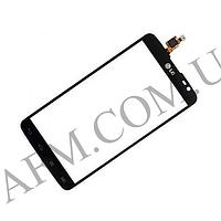 Сенсор (Touch screen) LG D685/  D686 G Pro Lite Dua черный