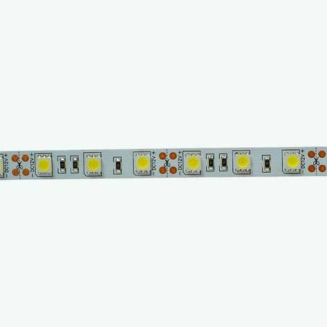 Светодиодная лента 5050 60 диодов\метр Негерметичная Standart, фото 2