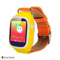 Детские Смарт-часы с GPS - Х30 (Baby smart watch X30 yellow)