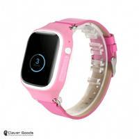 Детские Смарт-часы с GPS - Х30 (Baby smart watch X30 pink)