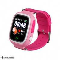Детские Смарт-часы Q90 (pink)