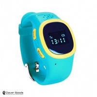Детские Смарт-часы c GPS Q55 (GPS kids watch Q55 blue)
