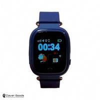 Детские Смарт-часы с GPS - Q90 (dark blue)