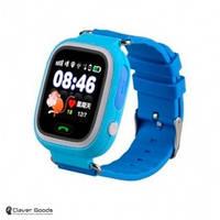 Детские Смарт-часы Q90 (blue)