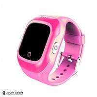 Детские Смарт-часы с GPS - А8s (Baby smart watch A8s pink)