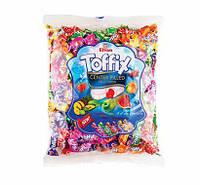 Конфеты Toffix Mix жевательные с разными фруктовыми вкусами 1 кг