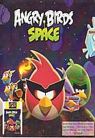 Детское постельное белье Angry Birds Space Турция