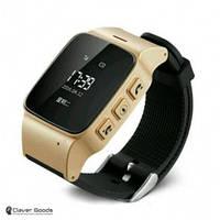 Смарт-часы с GPS - D99 (GPS kids watch D99 gold)
