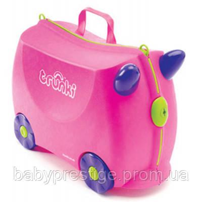 Trunki Детский дорожный чемоданчик Trixie