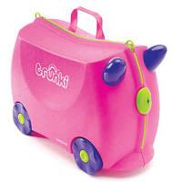 Trunki Детский дорожный чемоданчик Trixie, фото 1