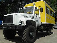 Вахтовый автомобиль ГАЗ 3309