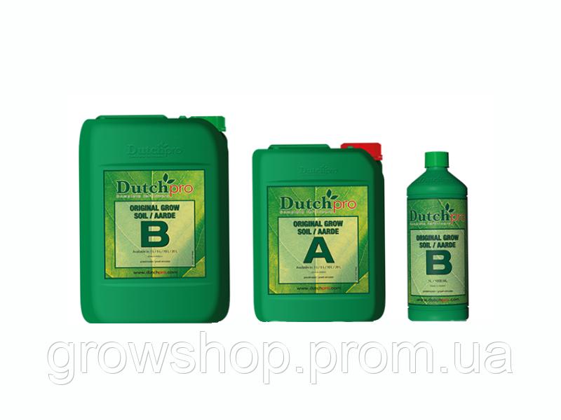 DutchPro Original Grow Soil A+B