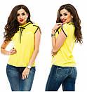 Блузка модная  42-48 в расцветках недорого , фото 5