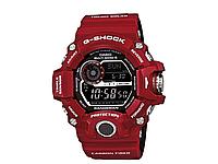 Мужские часы Casio G-Shock GW-9400RD-4 Касио противоударные японские кварцевые