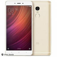 Смартфон Xiaomi Redmi Note 4 3/64GB (Gold)