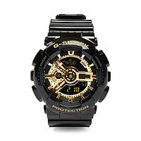 Мужские часы Casio G-Shock GA-110GB-1AER Касио противоударные японские кварцевые