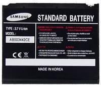 Аккумулятор Samsung D900, D900i, D908, E480, E490, E690, E780, E783, E788, M520, R500 / AB503442CE (800 mAh)