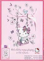 Детское постельное белье Hello Kitty Турция