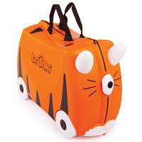 Trunki Детский дорожный чемоданчик Tiger 085