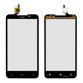 Сенсор (тачскрин) для HTC 516 Desire Dual Sim черный